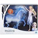 """Bild 3 von Hasbro Spielfiguren Set Elsa und Nokk """"Disney die Eiskönigin 2"""""""