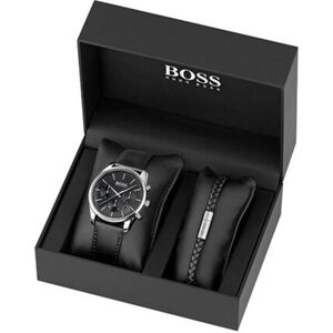 BOSS Watches Herren Chronograph mit Armband