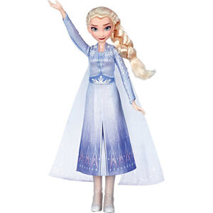 "Hasbro Funktionsfigur Singende Elsa ""Disney die Eiskönigin 2"""