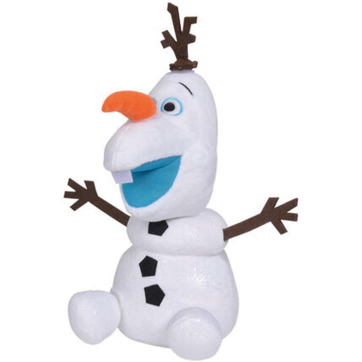 """Bild 1 von Simba Plüschfigur Olaf """"Disney Die Eiskönigin"""", weiß"""
