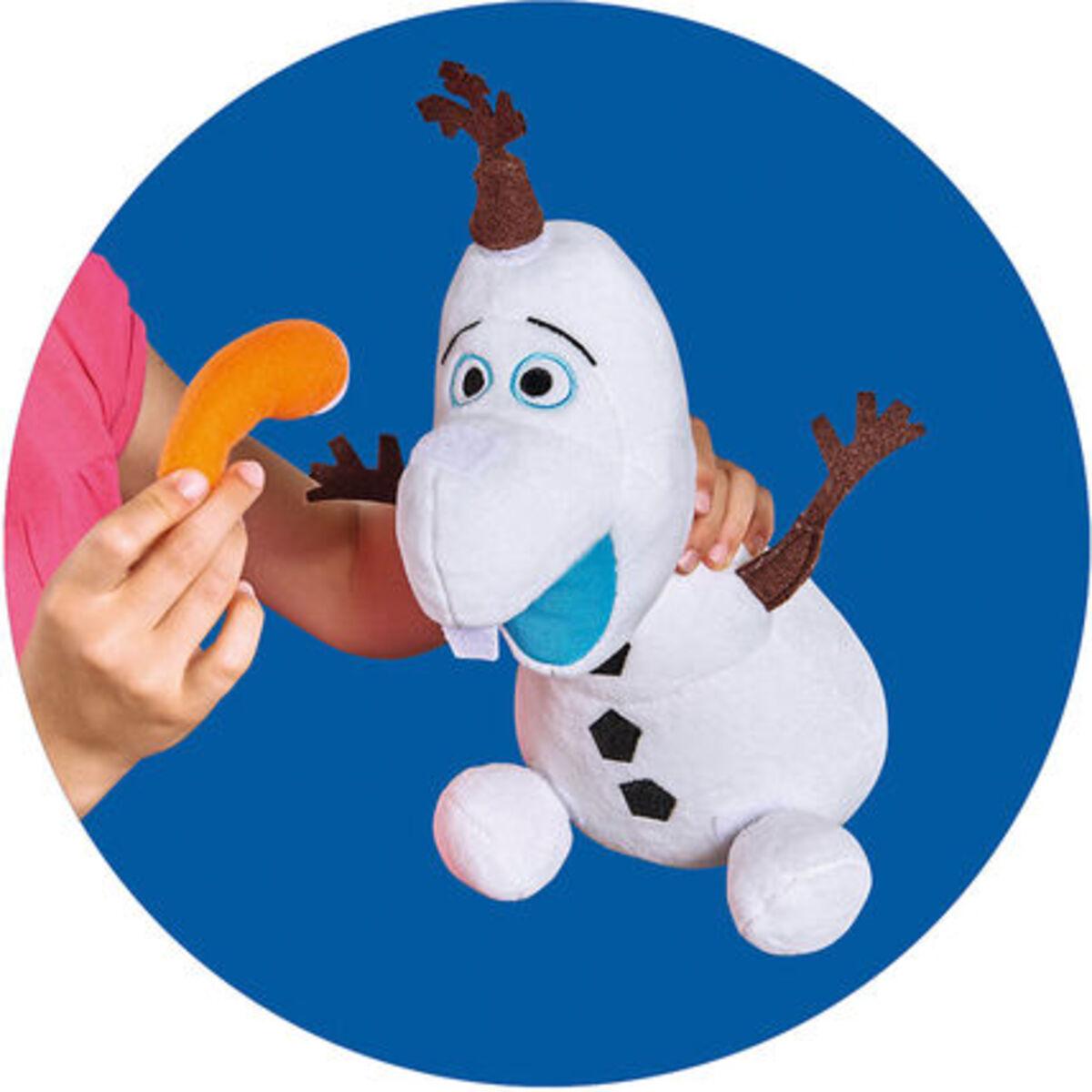 """Bild 2 von Simba Plüschfigur Olaf """"Disney Die Eiskönigin"""", weiß"""