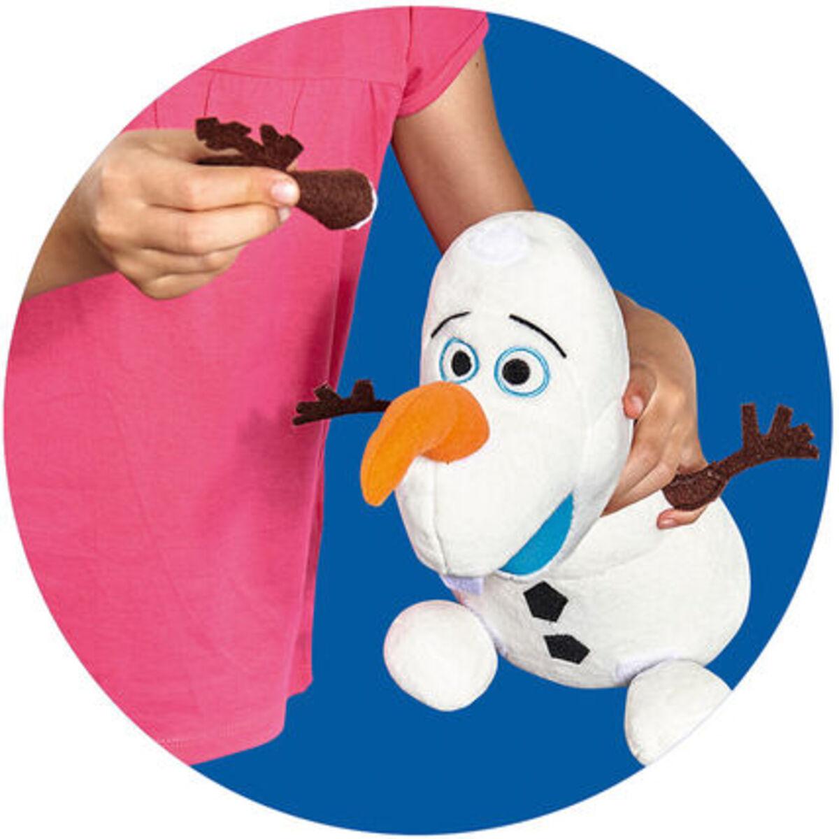 """Bild 3 von Simba Plüschfigur Olaf """"Disney Die Eiskönigin"""", weiß"""