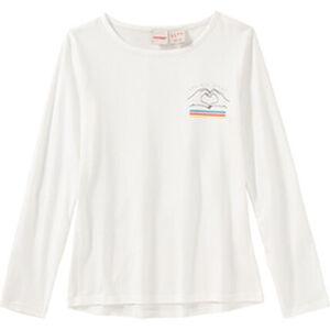 manguun Langarmshirt, Print, für Mädchen