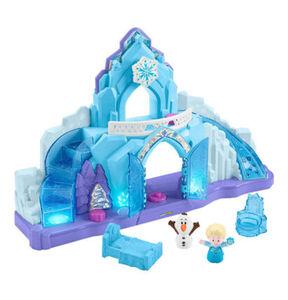 """Mattel Figuren Set Elsas Eispalast """"Disney Die Eiskönigin"""""""