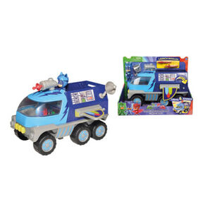 Simba PJ Masks Mond Rover, blau/grau