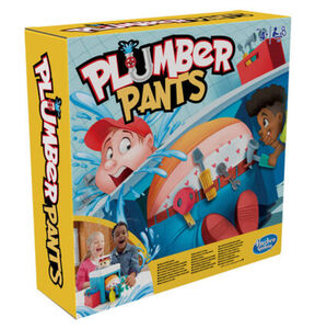 Hasbro Gaming Plumber Pants