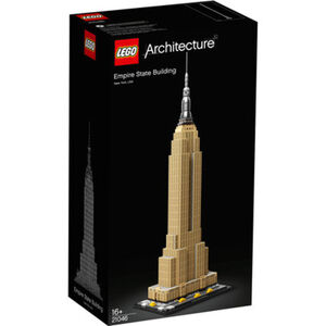 LEGO® Architecture - 21046 Empire State Building