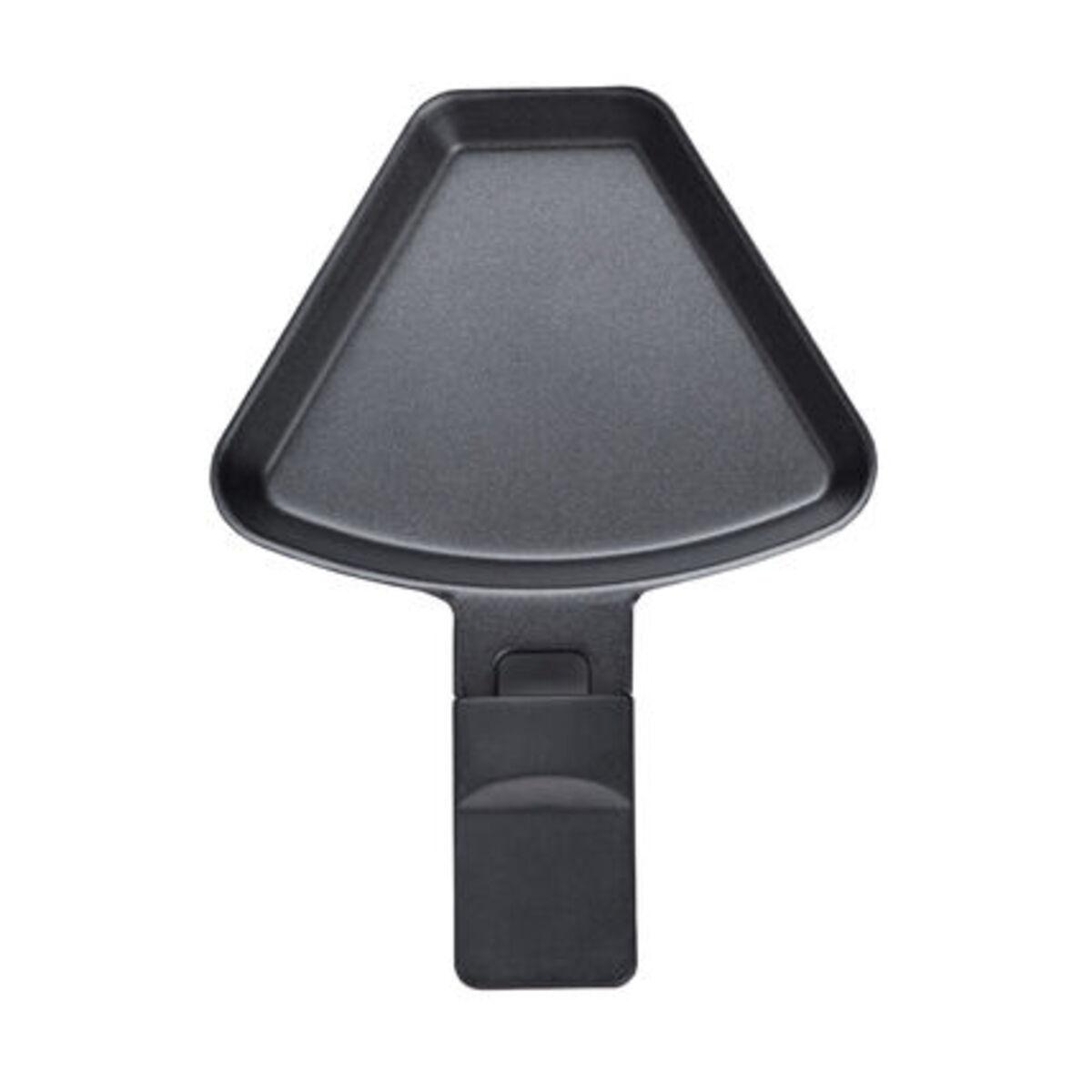Bild 2 von Severin Raclette-Grill RG 2681, 8 Pfännchen, 1100W, Temperaturregler, schwarz, schwarz
