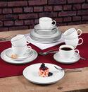 """Bild 3 von Seltmann Weiden Porzellan Kaffee-Set """"Lido"""", rund, 18-teilig"""