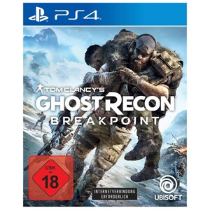 Sony PS4 - PS4 Tom Clancy's Ghost Recon Breakpoint
