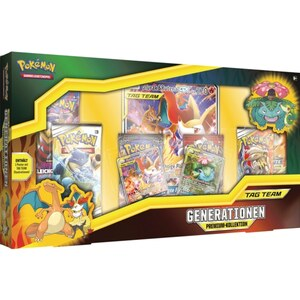 Pokémon Premium Kollektion Tag Team