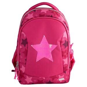 TOPModel Schulrucksack Stern, pink