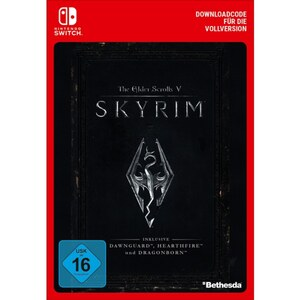 Nintendo Switch: The Elder Scrolls: Skyrim (Digitaler Download)