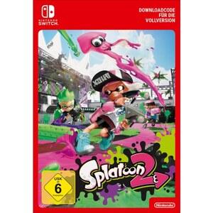 Nintendo Switch: Splatoon 2 (Digitaler Download)