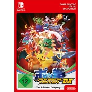 Nintendo Switch: Pokkén Tournament DX (Digitaler Download)