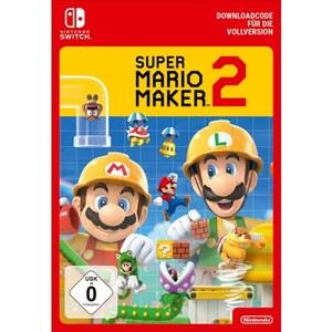 Nintendo Switch: Super Mario Maker 2 (Digitaler Download)
