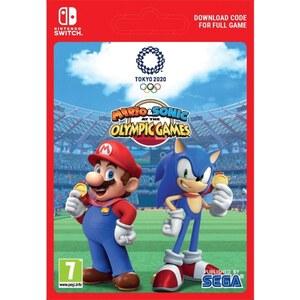 Nintendo Switch: Mario & Sonic bei den Olympischen Spielen: Tokyo 2020 (Digitaler Download)