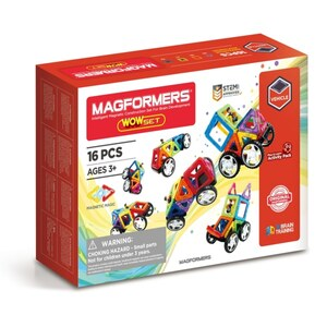 Magformers - WOW Set, 16 Teile
