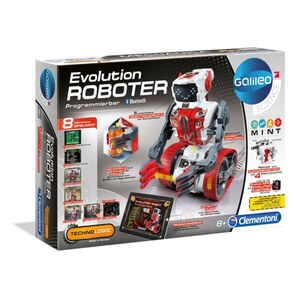 Galileo - Evolution Roboter