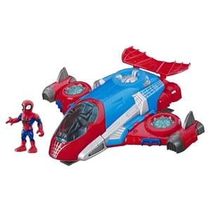 Marvel - Spider-Man: Jet-Quartier