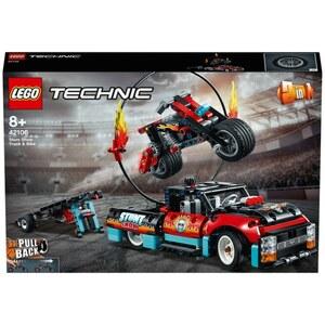 LEGO Technic 42106 Stunt-Show mit Truck und Motorrad