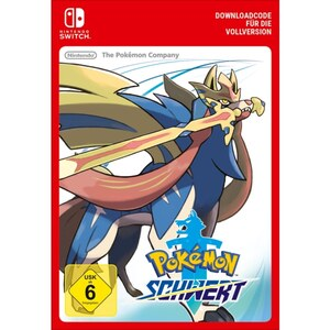 Nintendo Switch: Pokémon Schwert (Digitaler Download)