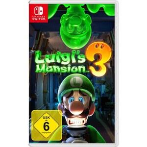 Nintendo - Switch: Luigi's Mansion 3