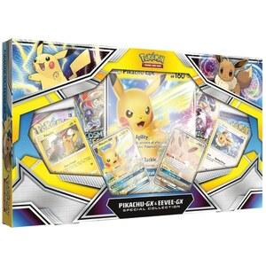 Pokémon Pikachu & Evoli-GX Kollektion
