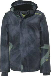Skijacke HOUSTON  blau Gr. 140 Jungen Kinder