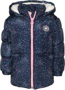 Baby Winterjacke , Einhorn dunkelblau Gr. 74 Mädchen Baby