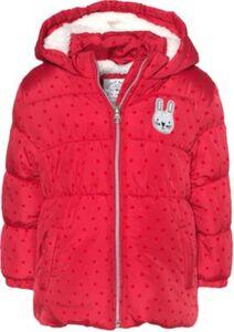Baby Winterjacke  rot Gr. 80 Mädchen Baby