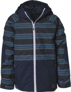 Skijacke ALL DAY  blau Gr. 152 Jungen Kinder
