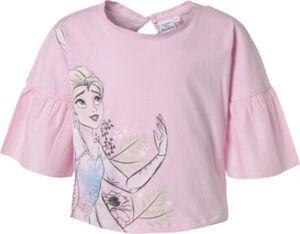 Disney Die Eiskönigin T-Shirt  rosa Gr. 128 Mädchen Kinder