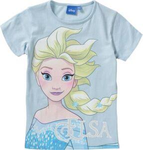 Disney Die Eiskönigin T-Shirt  hellblau Gr. 140/146 Mädchen Kinder