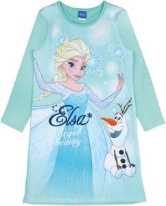 Disney Die Eiskönigin Kinder Nachthemd türkis Gr. 98 Mädchen Kleinkinder