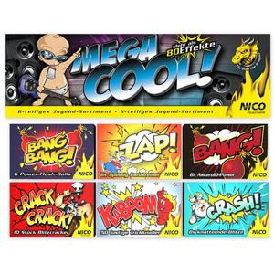 Nico Feuerwerk Mega Cool