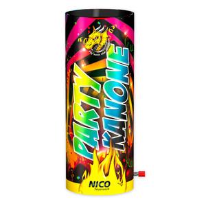 Nico Feuerwerk Riesen-Party-Kanone
