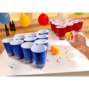 Let's Play Beer Pong