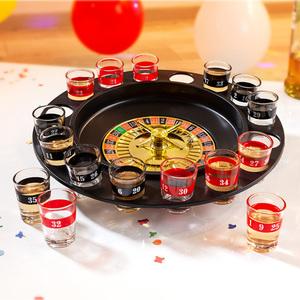 Let's Play Shots Roulette