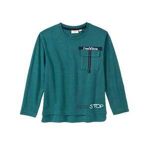 Jungen-Shirt mit Brusttasche