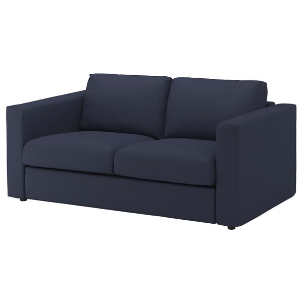 VIMLE, 2er-Sofa, Orrsta schwarzblau