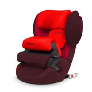 CYBEX Silver Kindersitz Juno 2-fix Rumba Red Gruppe 1