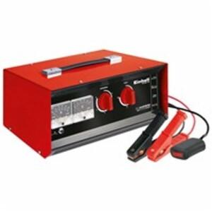 Einhell Batterie-Ladegerät CC-BC 30 mit Starthilfe, 6 V/12 V/24 V 3-400 Ah