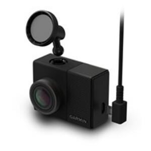 Garmin Dash Cam™ 65W mit GPS, 1080p Videoauflösung, 180 Grad Weitwinkelobjektiv, Sprachsteuerung und automatischer Unfallerkennung (G-Sensor)