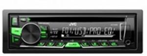 JVC KD-R469E Autoradio mit Front-USB, CD, Android-Steuerung, Größe 1-DIN