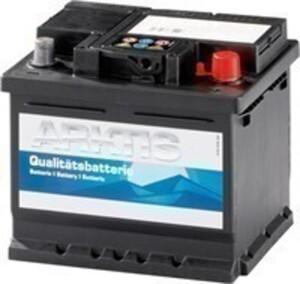 Arktis Autobatterie, 55 Ah, 420 A