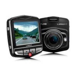 Lamax Dashboard Camera C7, Autokamera mit 150° Aufnahmewinkel, Full-HD 1080p, 24h Parkwächter, G-Sensor, Nachtmodus u.v.m.