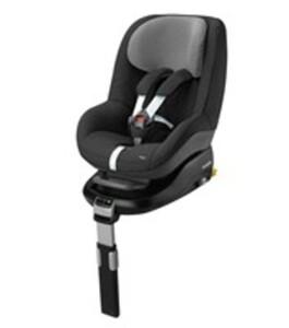Maxi-Cosi Kindersitz Pearl Black Raven, Gruppe 1