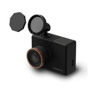 Garmin Dash Cam™ 55 mit GPS, 1440p HD-Videoauflösung, Sprachsteuerung und automatischer Unfallerkennung (G-Sensor)
