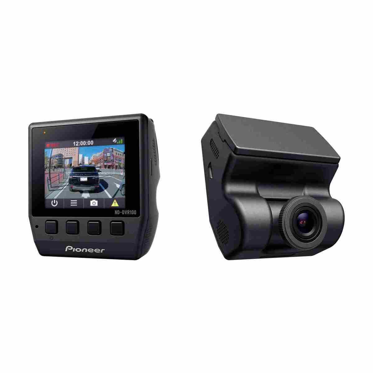 Bild 2 von Pioneer Dashcam ND-DVR100 mit integriertem Drive Recorder
